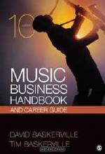 David Baskerville, Tim Baskerville. Music Business Handbook and Career Guide
